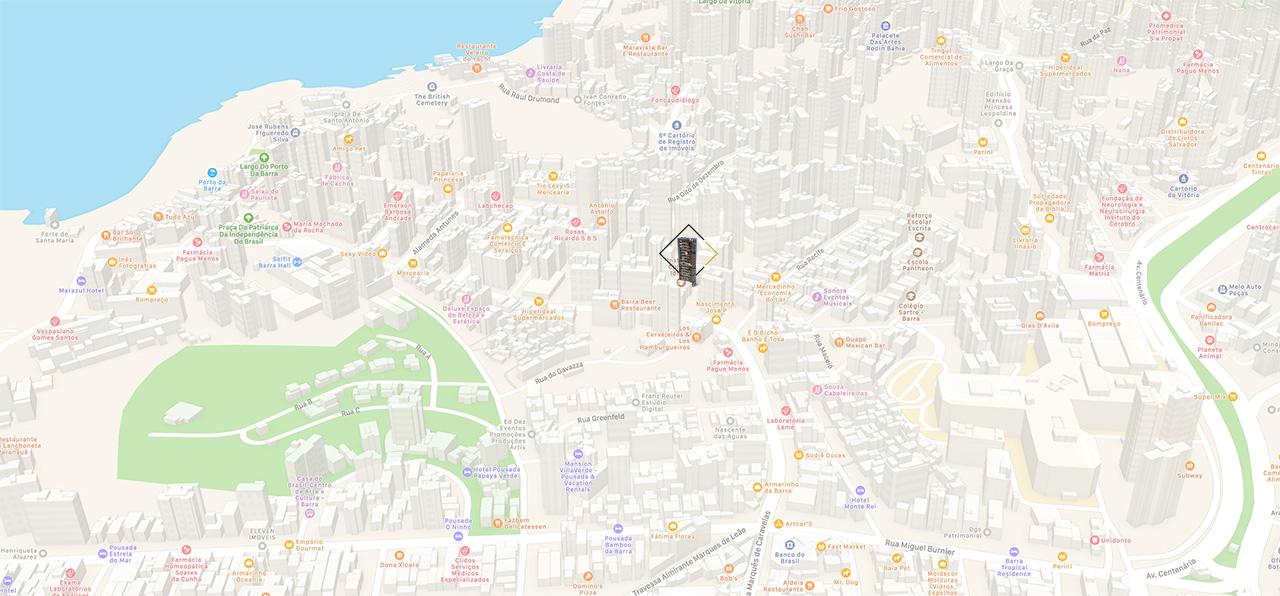 Mapa Barra Conceito